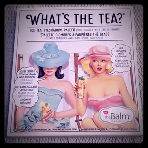 theBalm What's the Tea?